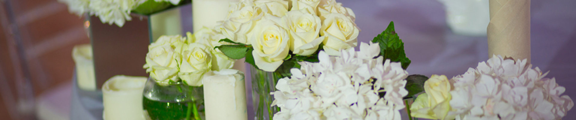 Особенности оформления свадьбы цветами