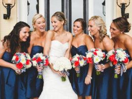 Синяя свадьба: бессмысленный каприз или романтический дизайн?