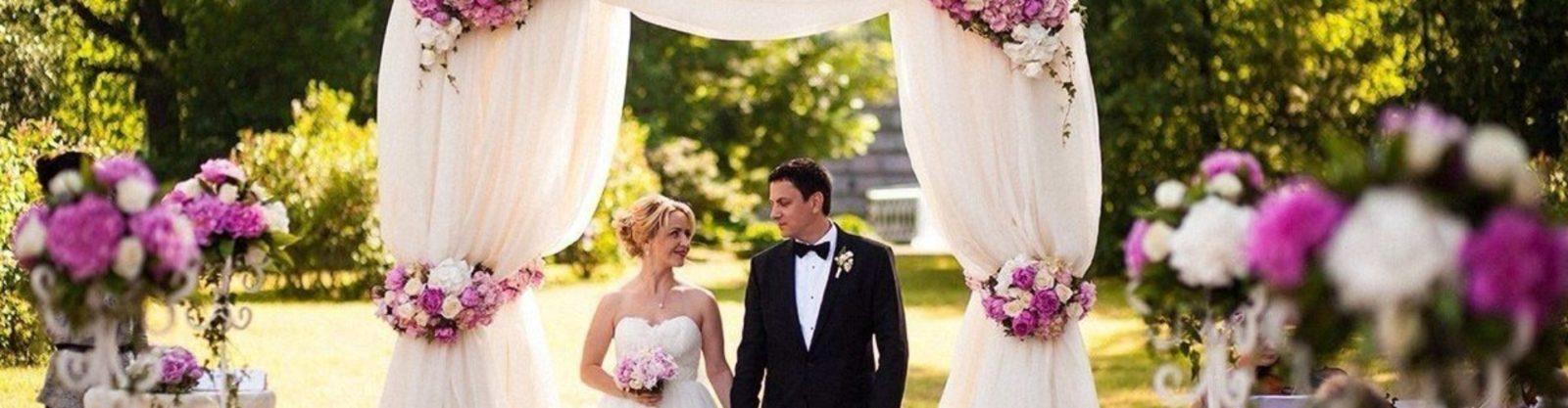 Знойная летняя свадьба: как все оформить интересно, ярко и оригинально