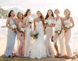 Как, используя пастельные цвета, сделать свадьбу шикарной и неповторимой?