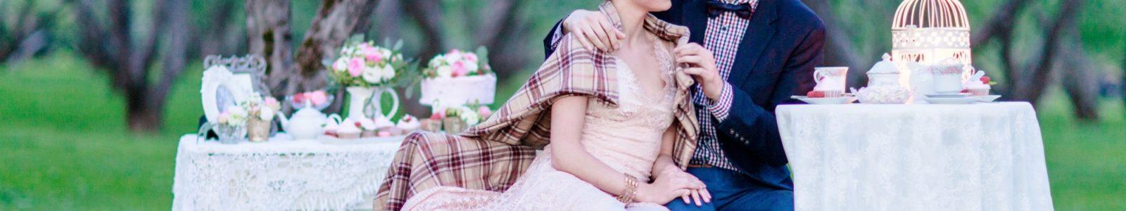 Винтажная свадьба: всегда изысканно, стильно и модно