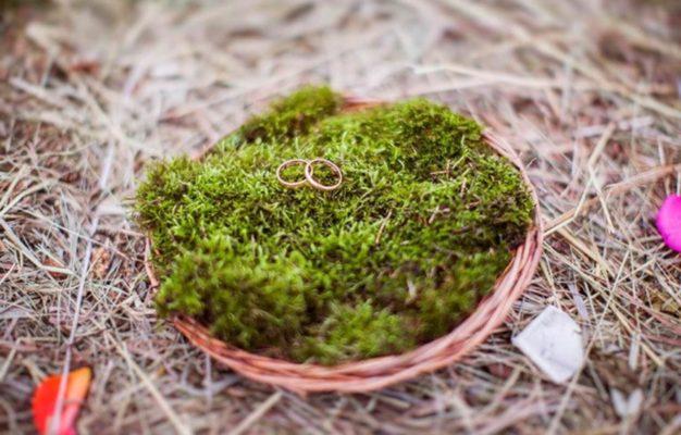 Как оформить свадьбу в стиле эко – вдохновляет природа