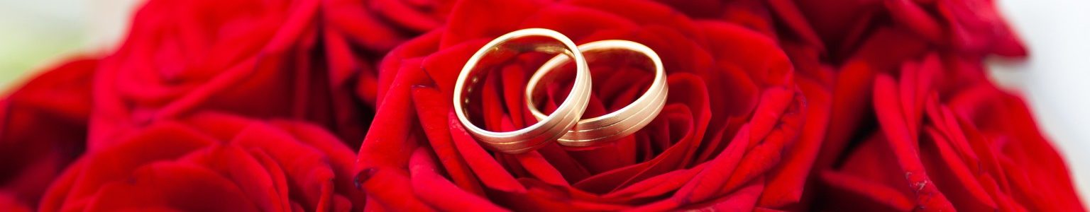 Особенности оформления свадьбы в красном стиле