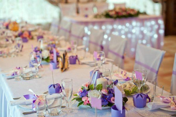Оформление свадебного стола: существуют ли особые правила?