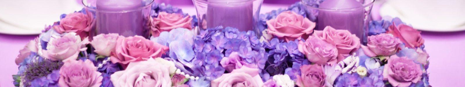 Оформление сиреневой свадьбы: что и каким образом использовать для этого?