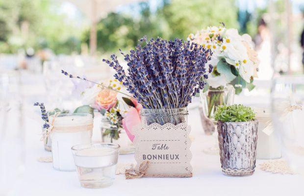 Нежная свадьба в стиле Прованс – французский шарм и изысканность в лавандовых тонах