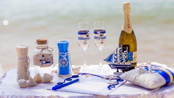 Выбор морского стиля свадьбы: дань моде или глубокий смысл?