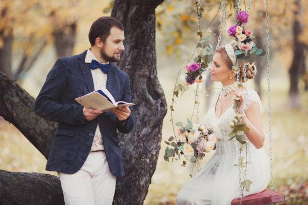 Особенности оформления свадьбы в стиле шебби-шик