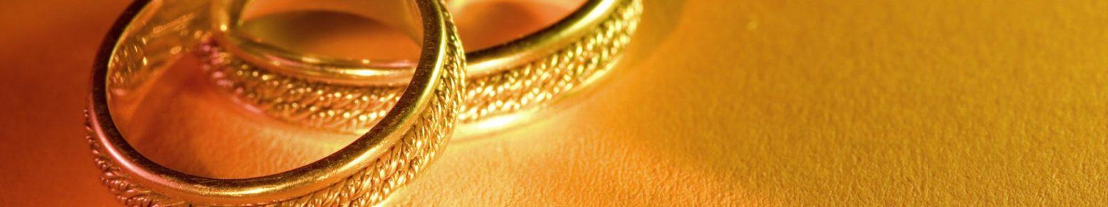 Роскошь и тепло благородного металла – как оформить свадьбу в золотом цвете