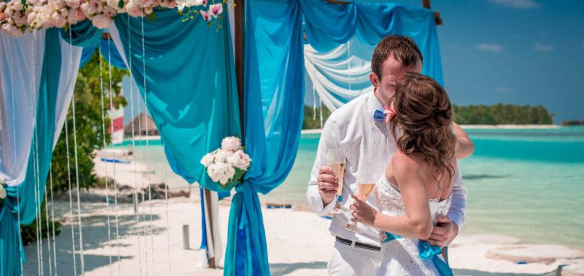 Сегодня организация свадьбы за границей перестала быть далекой мечтой