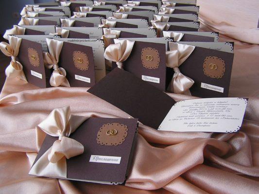 О чем нужно знать, оформляя в оригинальном стиле пригласительный на свадьбу