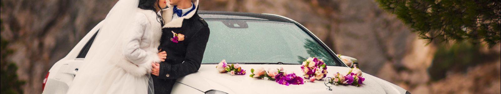 Самые интересные и оригинальные оформления свадебных машин в этом сезоне – идеи, фото, полезные советы