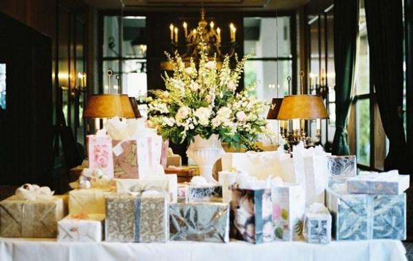 место для подарков