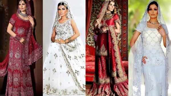 образы невесты в восточном стиле