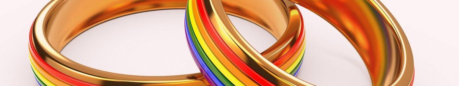 Свадьба под знаком радуги: оформляем разноцветных праздник для веселых романтиков