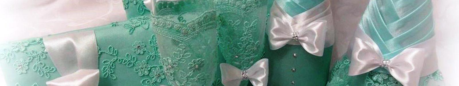 Мятный цвет свадьбы: необычно, загадочно, стильно и, безусловно, прекрасно