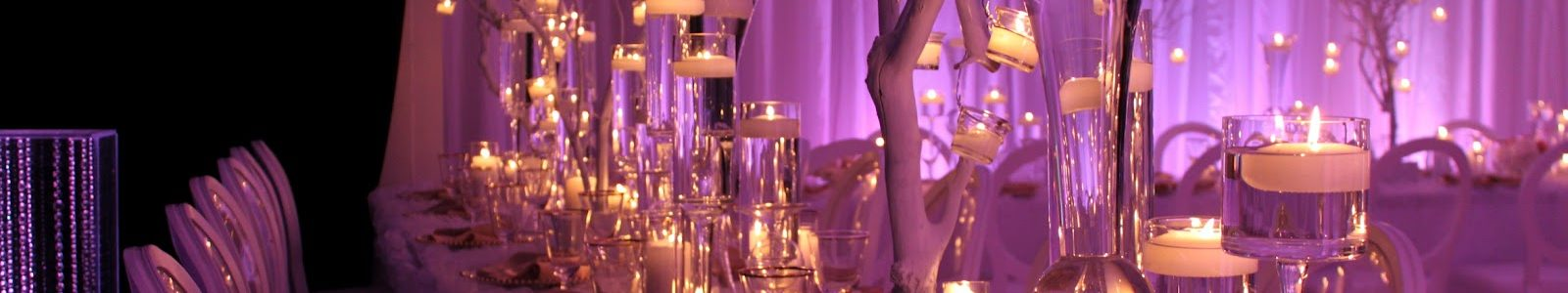 Как с помощью декоративных свечей придать свадьбе неповторимость?