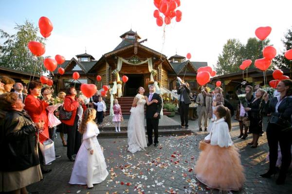 самостоятельная организация свадьбы