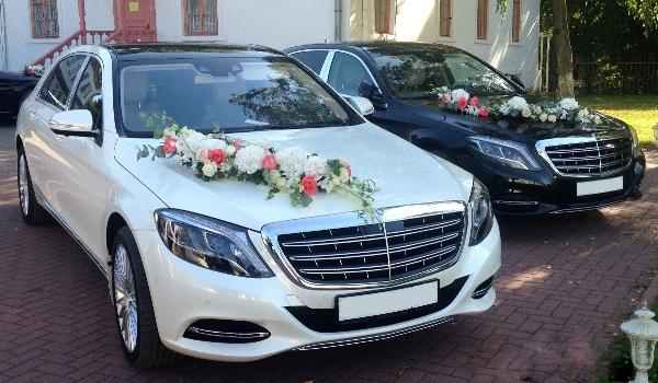 свадебный vip-автомобиль
