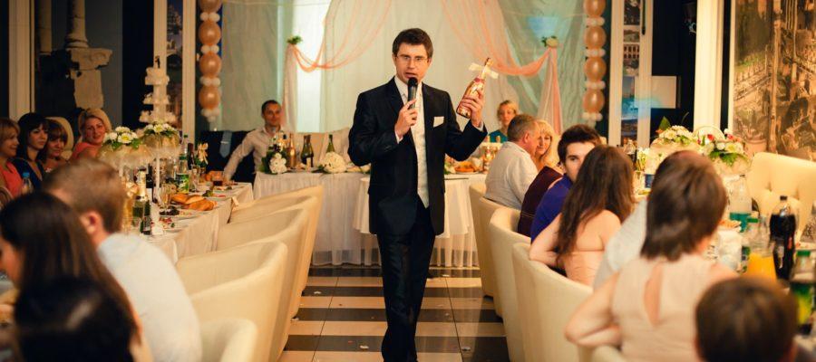 Что будет с вашей свадьбой, если не заказать тамаду или как сделать торжество незабываемым и веселым