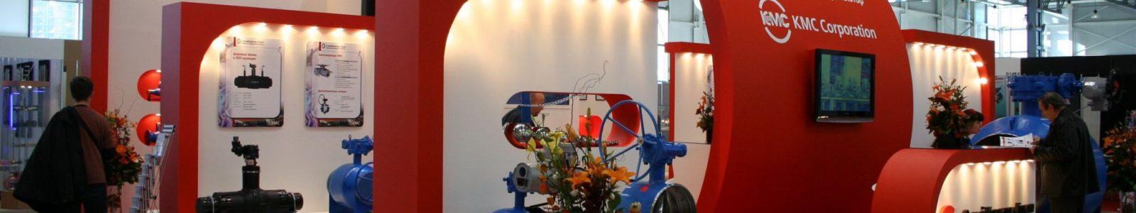 Выставочные стенды — современные способы презентации товаров и услуг с минимальной потерей клиентов