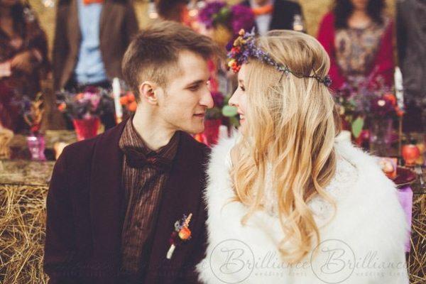 Свадебное платье в стиле рустик: описание и правильный выбор