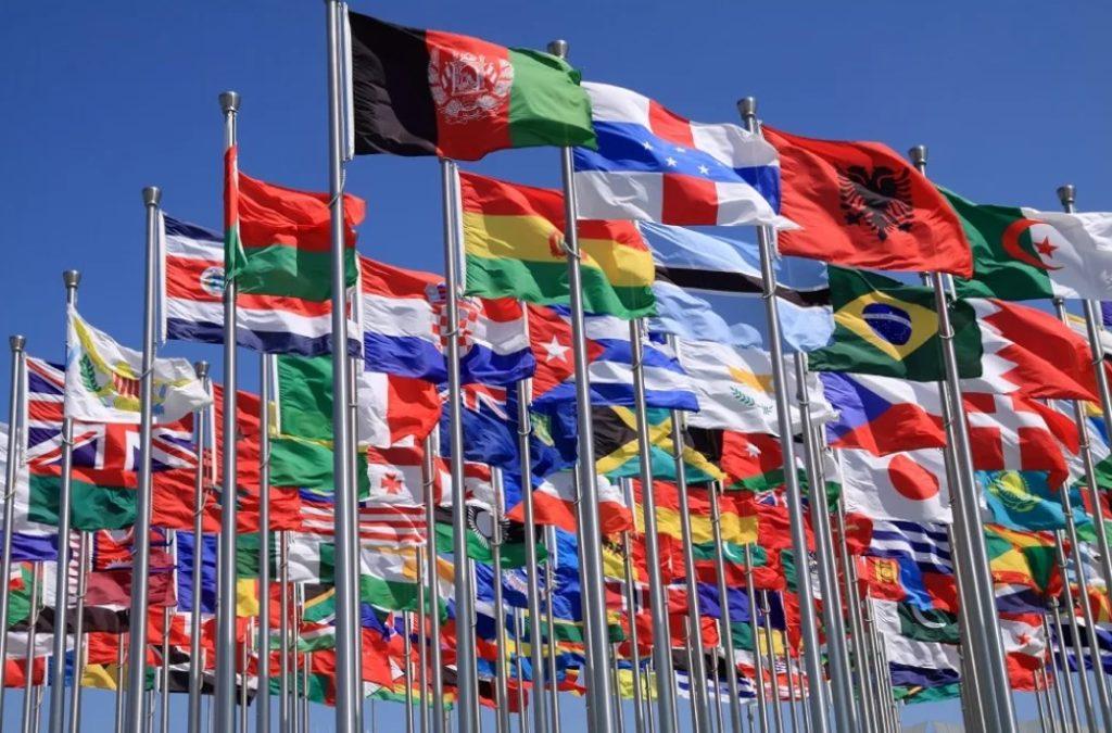 Роль флагов в современной жизни