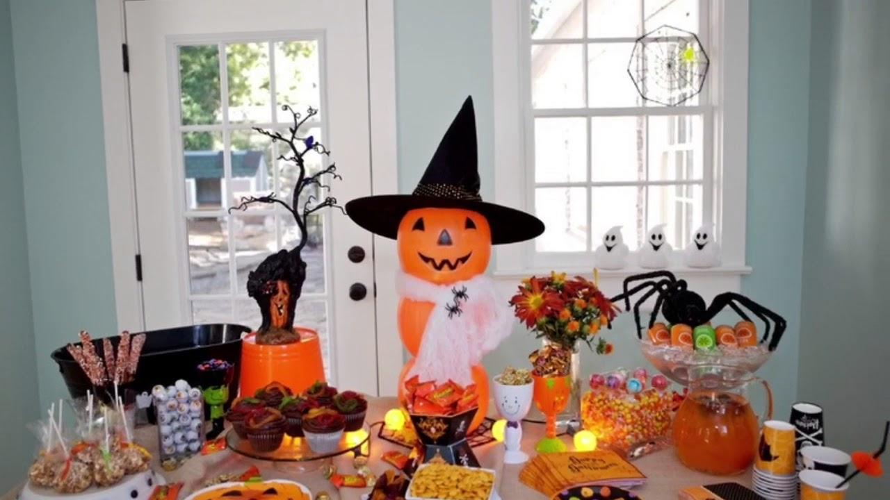 Как украсить дом своими руками на праздник Хэллоуин?